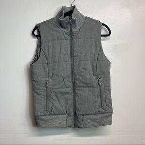 BNana republic grey vest medium